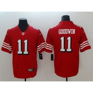 San Francisco 49ers Marquise Goodwin Jersey